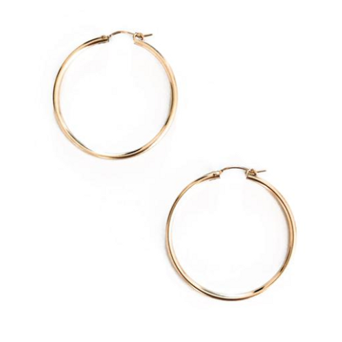 Large Alice Hoops