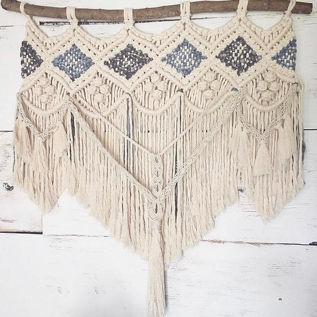 Mac'n Weave Wall Hanging