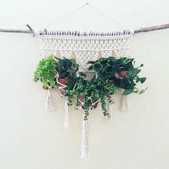 Five-piece Macrame Plant Hanger