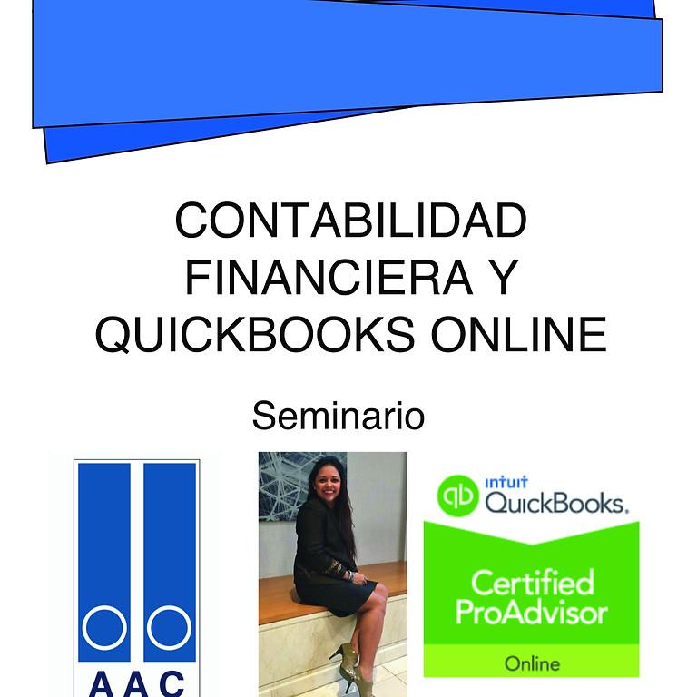 Contabilidad Financiera y QuickBooks Online