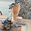 Thumbnail: Semi corona ramo Blue Victoria