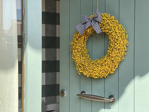 Corona de mimosas Casilda