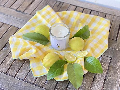 Lemon Candle Diana Per Home