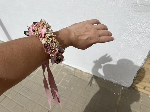 Pulsera PinK Blossom