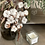 Thumbnail: Jarrón Olafi de flor de algodón