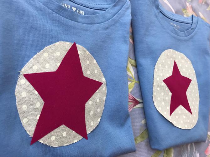 Camisetas tuneadas DIY