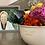 Thumbnail: Cuenco de flores preservadas Rise and Shine