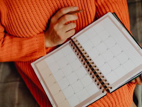 Metas e disciplina, foco e prioridades