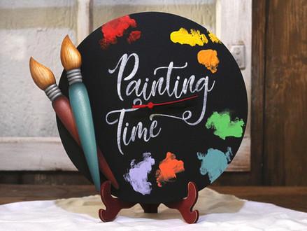 Gestão de tempo para artesanato