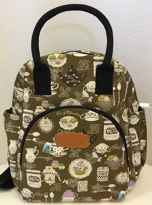 Muffiini laukku/reppu / Back Pack