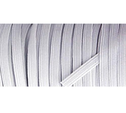 Kuminauha 12-13 mm valkoinen