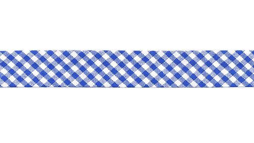Puuvillanauha 18mm raidellinen