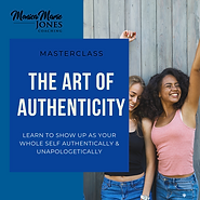 Date Removed The Art of Authenticity MC_