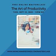 MMJ - The Art of Productivity_09_22_20.p