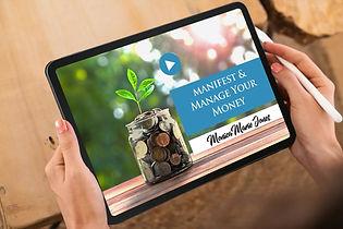 Manifest & Manage Your Money_SmartmockUp