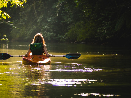 Lessons From a Kayak
