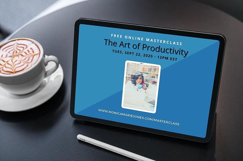 iPad Pro_The Art of Productivity_smartmo