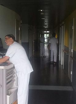 service chirurgie cervicofaciale et ORL pontoise
