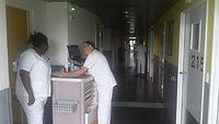 Service hospitalisation ORL pontoise
