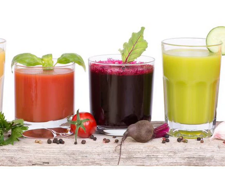 The 10 Healthier Beverages (besides water)