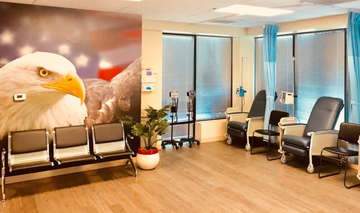 Infusion Treatment Room