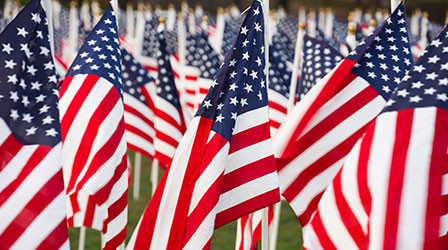 May National Military Appreciation Month