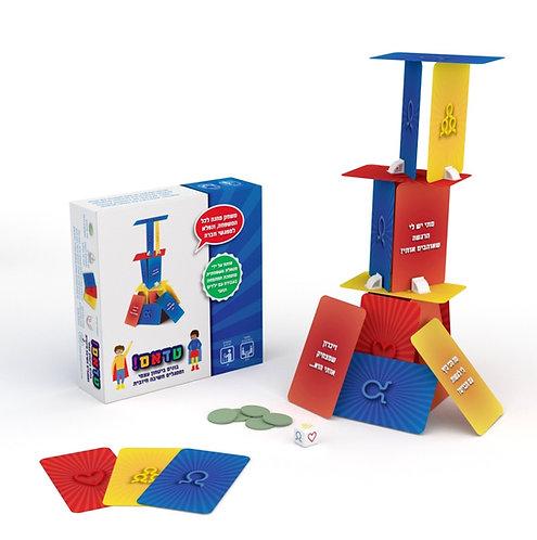 ״טדאם!״ - משחק משפחתי/חברתי