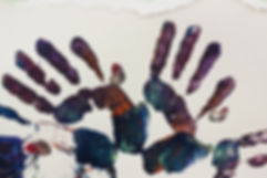 Color hand prints