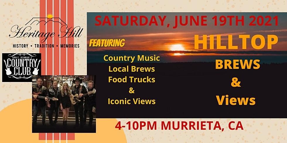 Hilltop Brews And Views