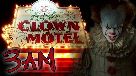 Clown Motel 3AM