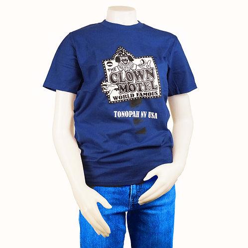 T Shirt - Blue