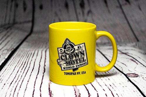 Coffee Mug - Yellow
