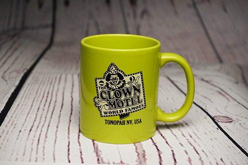 Coffee Mug - Lime Green