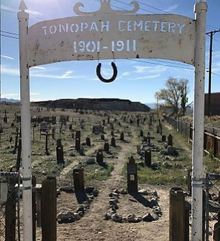 EXP Tonopah Cemetery