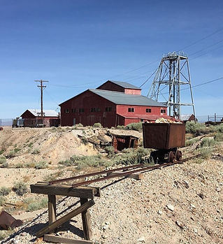 EXP Tonopah Mining Tours