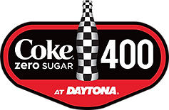 coke zero sugar 400 logo.png