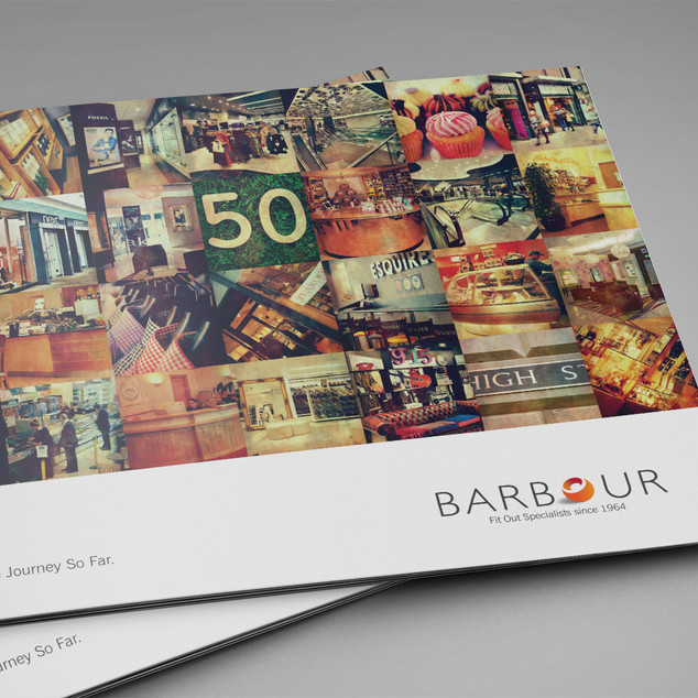 BARBOUR FIT OUT SPECIALISTS