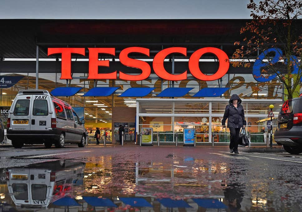 tesco is a great example of what to avoid with marketing strategies