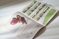 Effective branded estate letting agency advertising design in newspaper