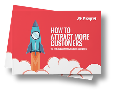 how to attract more customers guide for ambitious small businesses