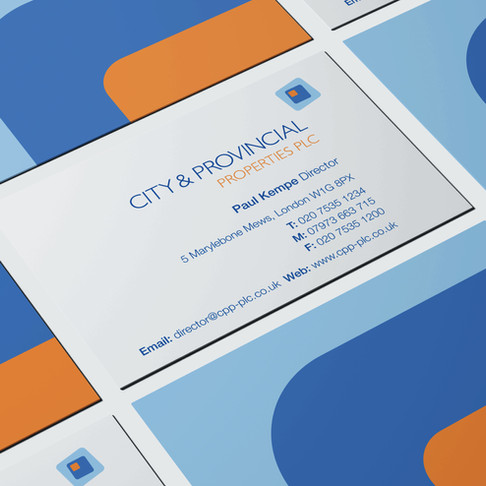 CITY AND PROVINCIAL PROPERTIES PLC