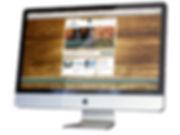 Alexanders website designed by Darwin Brand Consultants