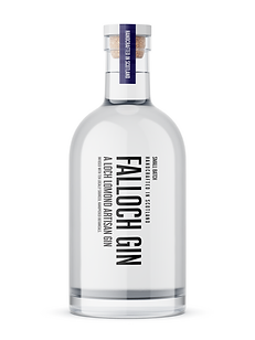 packaging design gin bottle by Propel Marketing & Design agency