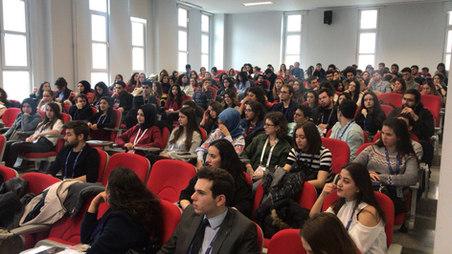 EMSA (European Medical Students' Association) daveti ile tıp fakültesi öğrencileri ile buluştuk.