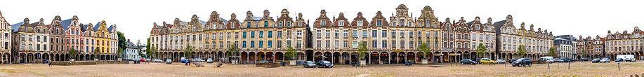 Bürgerhäuser von Arras