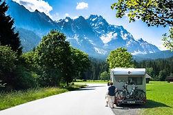Wohnmobil Urlaub Allgäu