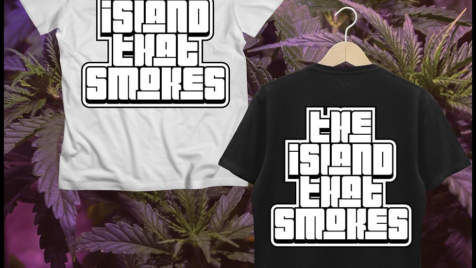 Teneweedfe T-Shirt -The Island That Smokes (GTA)