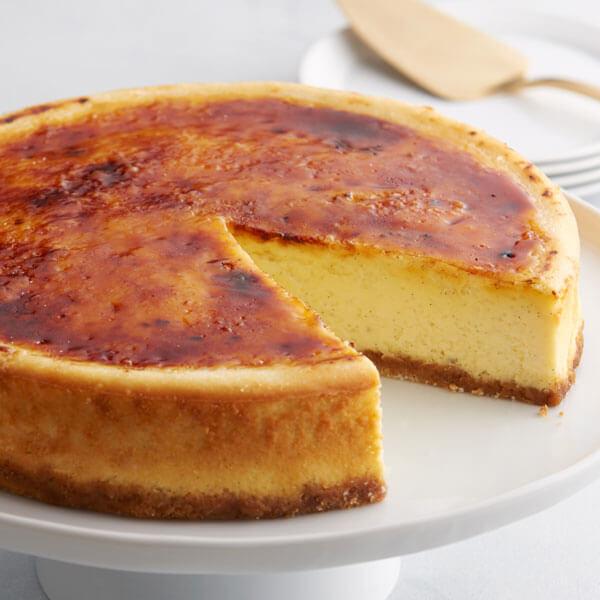 Cream Brulee Cheese