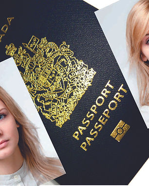 Passport Photo Calgary