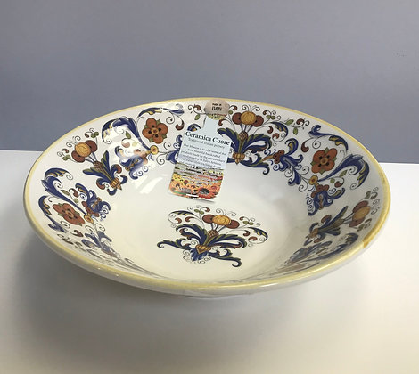 Handmade Ceramic Italian Plate